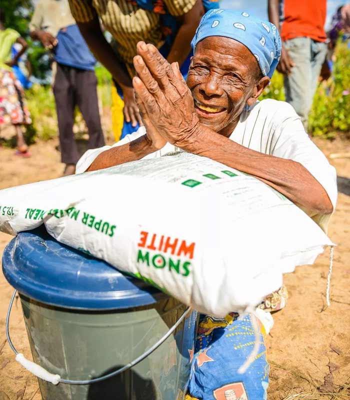 援助莫桑比克