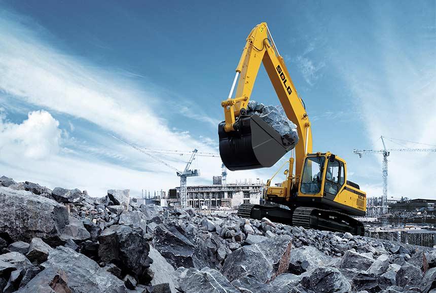 LG6250E-Hydraulic Excavator